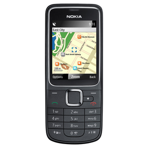Virgin Nokia 2710 Navigator Prepaid Mobile Phone